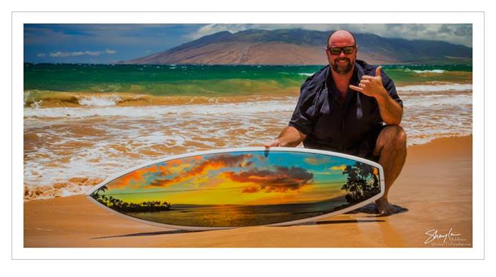 Fine Art Surfboards